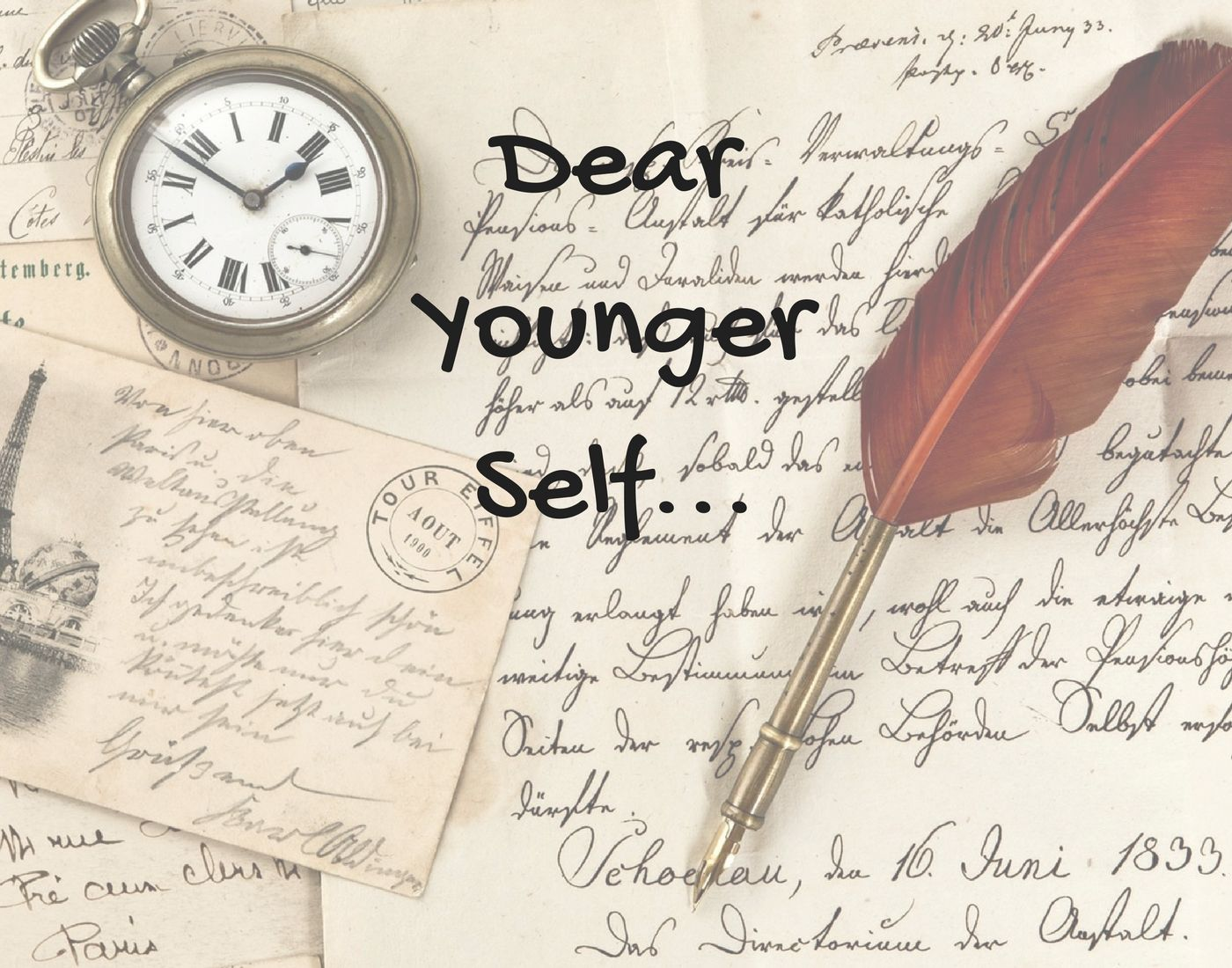 Letters to the younger self