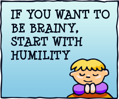 Heidi Toivonen If You Want to Be Brainy Start With Humility
